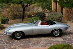Jaguar XKE Convertible 1963