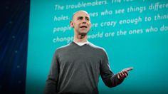 "How do creative people come up with great ideas? Organizational psychologist Adam Grant studies ""originals"": thinkers who dream up new ideas and take action ..."
