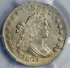 Dealer: Rare Coin Wholesalers  Type: 1805 10C 4 Berries  Grade: PCGS MS66