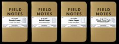 FIELD NOTES original