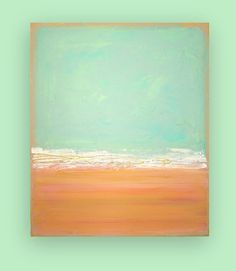 Acrylic Abstract Art Canvas Painting Titled by OraBirenbaumArt, $345.00