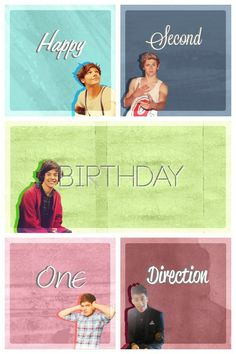 Happy Second Birthday <3 <3 <3 <3 My boys! From the top of the stair to the top of the world <3