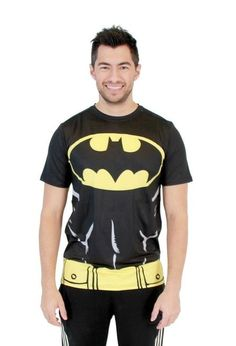 Batman Men's Performance Athletic T-Shirt