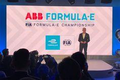 """フォーミュラE、""""歴史的""""なタイトルスポンサー契約を発表  [F1 / Formula 1]"""