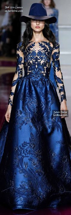 Zuhair Murad - The Best Fall 2016 Haute Couture Fashion                                                                                                                                                                                 More