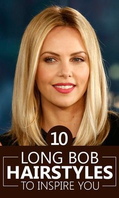 Long bob hairstyles are one of the simplest ways to be trendy & still not cut yo. - Long bob hairstyles are one of the simplest ways to be trendy & still not cut your hair too short. Here is the list of top 10 most famous long bob . Bob Hairstyles For Fine Hair, Layered Bob Hairstyles, Long Bob Haircuts, Wedding Hairstyles, Medium Hairstyles, Hairstyles For Long Bob, Round Face Hairstyles, Famous Hairstyles, American Hairstyles