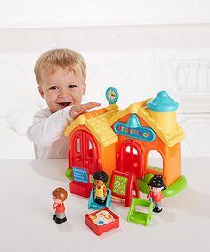 Happyland School - baby imaginative play - Mothercare