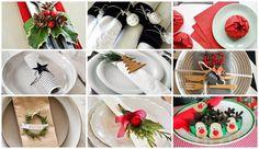Ideas que mejoran tu vida, 10 maneras de decorar con servilletas  Papelisimo31.101lecturas •1comentarios  Compartir en Facebook    Se acerca la Navidad, y son días llenos de cenas, celebraciones, comidas de empresa... siempre buscamos la manera de sorprender en la mesa, y con estos pequeños detalles haremos que los comensales la disfruten mucho más. Los pequeños detalles siempre son importantes.