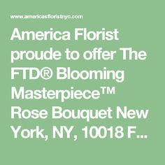 All online prices NYC Florist – Flower delivery New York, serving ...