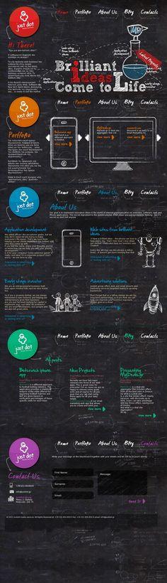 #Creativedesign #Webtemplate