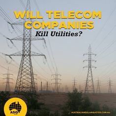 The energy war around the world is expected to become more competitive than ever before. The utilities that have had such a firm grip on energy supply will either adapt or fall as Telecoms enter the diversifying market and solar storage takes the industry by storm
