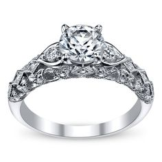 Antique engagement ring