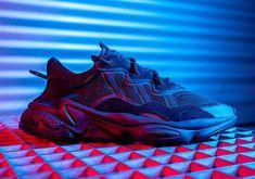 best loved cd856 90ce2 adidas Ozweego Neoprene All Black Release Info