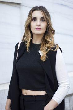 Laura Chiari Crop Top