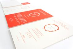 Creel and Gow by Hovard Design , via Behance
