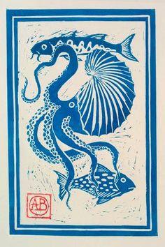 Argonaut nautilus