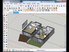 48 - 2. SketchUp - 스케치업 내보내기 ② (Export AutoCAD) - 2 유튜브채널-부지런한소  http://www.youtube.com/user/RenderCOW