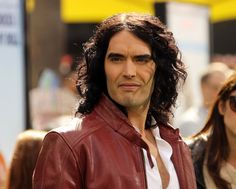 """2011. Actor Russell Brand attends the premiere of Universal Pictures' and Illumination Entertainment's """"Hop"""" on March 27, 2011 in Universal City, California."""