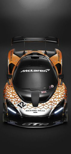 (°!°) 2019 McLaren Senna GTR track only monster can produce 2,200lbs of downforce...