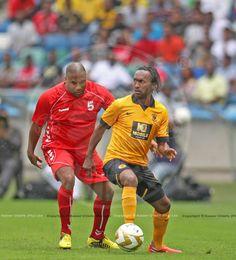 Kaizer Chiefs Legends vs Liverpool Legends