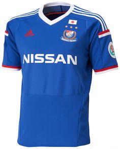 Yokohama F. Marinos (横浜F・マリノス) 2014 adidas ACL Home