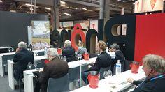 Dégustation des vins pour la Master Class Les vins et les terroirs de Grignan-les-Adhémar #VINISUD2016