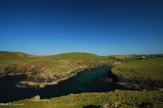 The harbour at Port Quin, Cornwall
