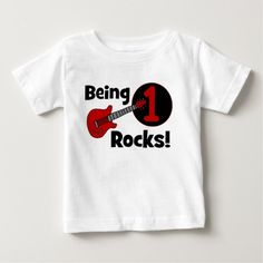 How to Being 1 Rocks! Personalized Baby's 1st Birthday Infant T-shirt we are given they also recommend where is the best to buy
