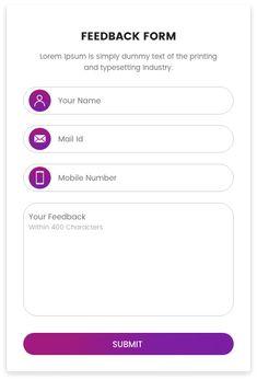 Mobile App Form Designs on Behance – Make Mobile Applications Form Design Web, Ui Ux Design, Android Design, Android Ui, App Form, Bootstrap Template, App Design Inspiration, Ui Web, Mobile App Design