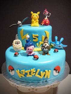 pokemon wedding cake - Google Search