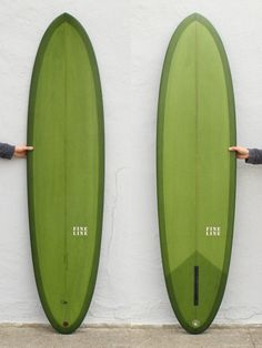 7'2 Fineline Egg...or something like this instead of the 7'6, and get in the water at least 2x week!
