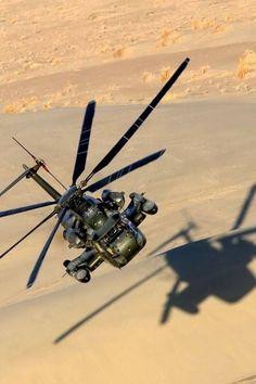 CH 53 en Afganistán