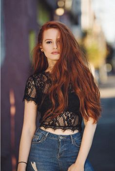 Madelaine Petsch Cast as Cheryl Blossom for The CW's 'Riverdale' - Bounding Into Comics