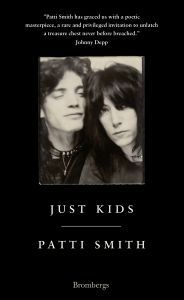 Just Kids by Patti Smith. Fantastic book.