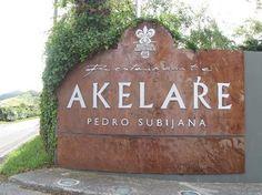 3 Michelin star Restaurante Akelare in San Sebastian