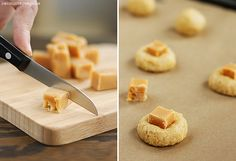 Bananen-Toffee Kekse