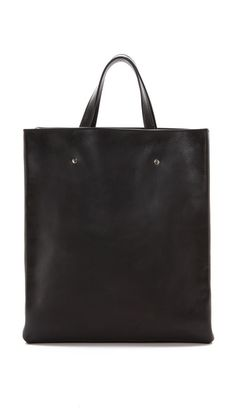 Maison Martin Margiela Leather Tote