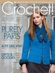 Crochet! Magazine site for online digital subscription and more