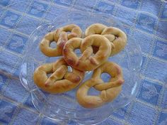 pretzles- YUM! 6 out of six cook kids approve!