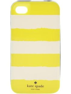 This Kate Spade iPhone case is perfect for Spring & Summer!