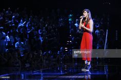 THE VOICE -- 'Live Show' Episode 619A -- Pictured: Christina Grimmie --