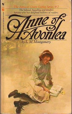 Anne of Avonlea by L.M. Montgomery. Just read it for about the fiftieth time since seventh grade. :)