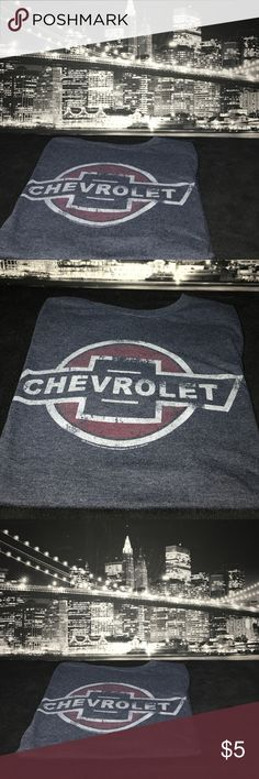 Chevrolet T Shirt Revv your engine with shirt that screams I'm a Chevy Lover for life!! Go fast and free with your Chevy Shirt!! chevy Shirts Tees - Short Sleeve