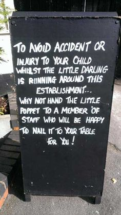 This Pub Will Take Care of Your Children for You