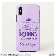 Daughter Of The King Case-Mate iPhone Case