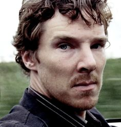 Benedict Cumberbatch in Wreckers-->Angry face? Sometimes I almost envy him for the ability to portray such emotion...makes me often wonder how it genuinely [sadness, anger etc] looks on him.