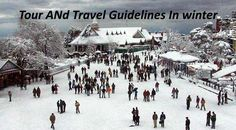 Hill Station Travel Guidelines By administration  #shimlatour, #newyeartour, #hillstationtour