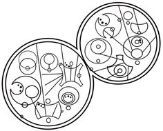 """We're all stories in the end. Just make it a good one."" Gallifreyan"