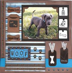 Layout: Woof