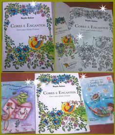 Livros Ilustrações by Neyde Bohon